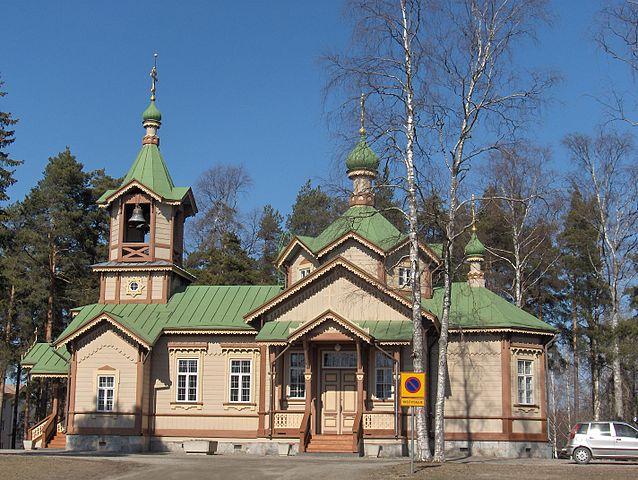 Joensuu Kirche