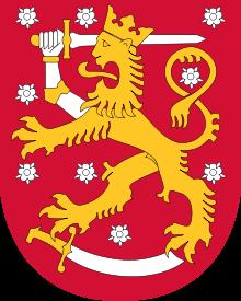 Finnisches Wappen