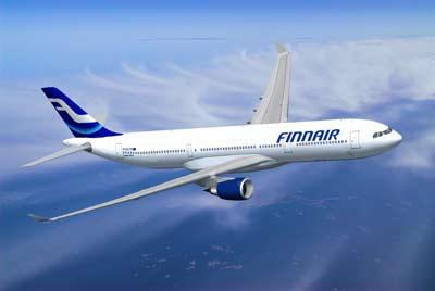 Finnair-airplane